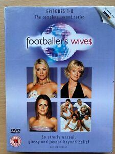 Footballers Wives Season 2 DVD Box Set British TV Series Drama