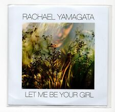(IW102) Rachael Yamagata, Let Me Be Your Girl - 2017 DJ CD