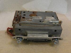 1959-1960 Chevrolet Impala Biscayne Bel Air El Camino Push Button Radio