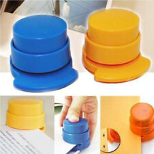 Stapleless Paper Stapler Binding Binder Paperclip Home Staple IC1C