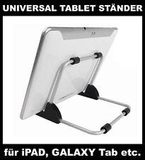 Universal Tablet Ständer Halterung iPad 1 2 3 | Galaxy Tab | Motorola XOOM etc.