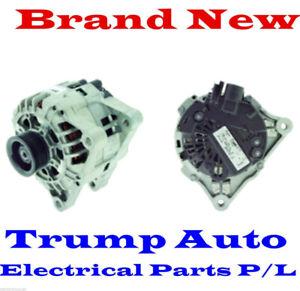 Alternator for Peugeot 206 2A 2C 2D DOHC engine TU5JP 1.6L Petrol 99-03