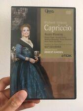 Richard Strauss CAPRICCIO Renee Fleming Opera Paris Rare 2 DVD