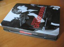 """2 DVD COFFRET METAL EDITION LIMITEE  GAINSBOURG """"D'AUTRES NOUVELLES DES ETOILES"""""""