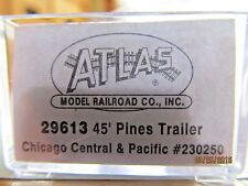 JTC - 45' Pines Semi Trailer  (Chicago Central & Pacific)