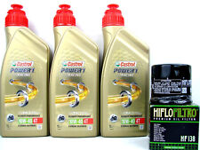 Mantenimiento Castrol Power1 Racing 10w40 Husqvarna Te630 11