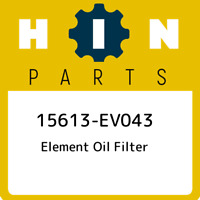 15613-EV043 Hino Element oil filter 15613EV043, New Genuine OEM Part