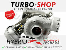 Audi A4, A6 (BRE/BRF/BVG/BVF) Turbocharger -758219 Billet hybrid up to 230 bhp