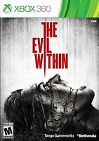 The Evil Within For Xbox 360 Horror Game Only 0E