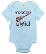 Baby Bodysuit - Voodoo Child Jimi Hendrix Baby Clothes for Infant Boys and Girls