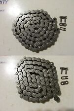 2 - EARLY Dixon ZTR Mower 43 Inch Outer Drive Roller Chains 1535 1536 * S4086WL