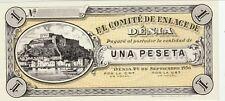 ESPAGNE REPUBLIQUE 1 PESETA 26 septembre 1936  UNC /NEUF