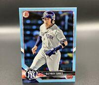 Gleyber Torres 315/499 2018 Bowman Prospect Sky Blue BP-100 RC New York Yankees