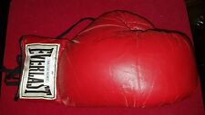 SIMON MANTEQUILLA BROWN Signed Everlast Boxing Glove Sig Auctions LOA