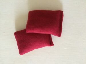 FLEECE MICROWAVE LAVENDER HAND WARMERS FOR PAIN RELIEF ARTHRITIS RAYNAULDS
