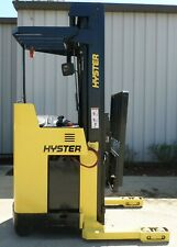 New listing Hyster Model N40Xmr3 (2002) 4000 lbs Capacity Great Reach Electric Forklift!