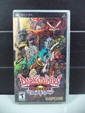 Playstation PSP Darkstakers ChronicleThe Chaos Tower Video Game