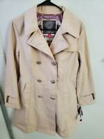 "Vince Camuto Women's Double-Breasted Trench Coat Rain Jacket Size S(36""Chest/35"""