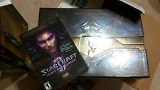 Starcraft 2 II: Legacy Of The Void - Collector's Edition & Heart of the swarm