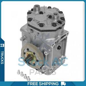 New A/C Compressor York for International / CASE / Peterbilt - OE# 117841C91