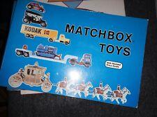 Book Matchbox Toys 1983 (New)