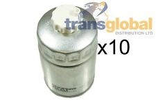 Land Rover Defender 200 & 300tdi Bulk Pack of 10 Fuel Filters - COOPERS
