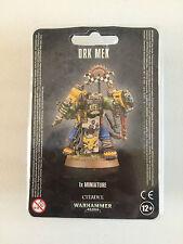 GW Warhammer 40K Miniaturen mit Orks