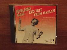 Adelaide Hall : Red Hot From Harlem : CD Album : 1994 : Flapper CD  Past CD 7029