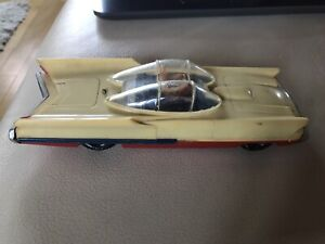 Vintage FUTURA plastic friction car OK Hong Kong 332 DC 530