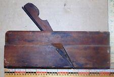 Antique Ohio Tool Co. -  Wooden Block - Side Bead Plane