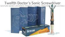 Sonic screwdriver r12th Doctor Sonic Screwdriver Universal Remote Control The Wa