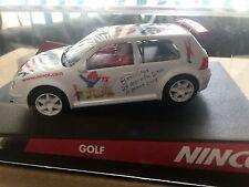 Ninco V W Golf GTI Salo infancia 2000 rare L @ @ K