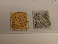 Portugal Stamp Lot PA18 1892-93 A27