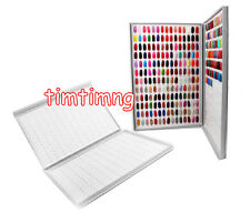 308 Colours Nail Gel Polish Display Book Chart Luxury Nail Art Salon Super LARGE