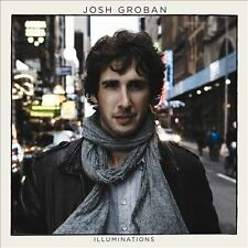 Illuminations by Josh Groban (CD, Nov-2010, 143/Reprise) VG+