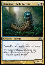 Magic MTG 2X STRISCIANTE DELLA FORESTA - DGM - ITALIANO
