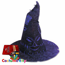 Childs Official Harry Potter Sorting Hat Fancy Dress Costume Party Accessory