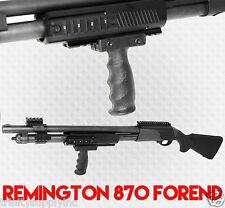 Aluminum Remington 870 Tactical Forend Aluminum With Grip Kit, Remington Parts.