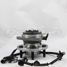 Axle Bearing and Hub Assembly Front IAP Dura 295-15027