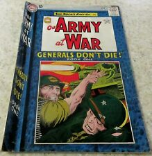 Our Army at War 147 (FN 6.0) 1964, 40% off Guide!