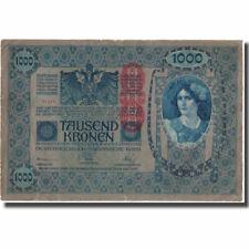 [#598330] Banknote, Austria, 1000 Kronen, 1902, KM:59, EF(40-45)