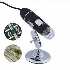 1000x USB Digital Mikroskop Lupe Fach Endoskop Video PC Microscope Kamera 8 LED