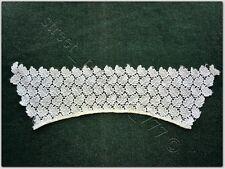 Soviet Russian Rare 1970-80s Soviet school collar Girls lace fabric Ussr
