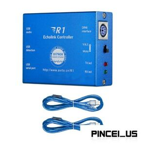 For Echolink&Zello YY Voice Interface Board Controller USB Sound Card Version