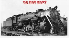6G856 RP 1936/60s  SOUTHERN RAILROAD ENGINE #4821 CHARLOTTE NC