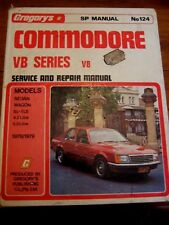 Holden Commodore VB Series V8 4.2 5.0 8 Cylinder Service Repair Workshop Manual