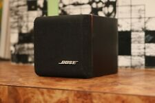 Bose Red Line Single Cube Speaker
