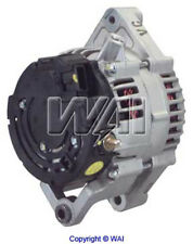Delco 11SI Series Alternator WAI 8281N, 105A/12V, CW, 6-Groove Pulley, 01:00 Clo