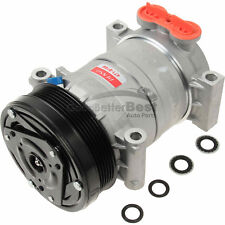New DENSO A/C Compressor and Clutch 4719166 Cadillac Chevrolet GMC Oldsmobile