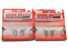 Goldfren Brake Pads Front & Rear For Lem RX 65
